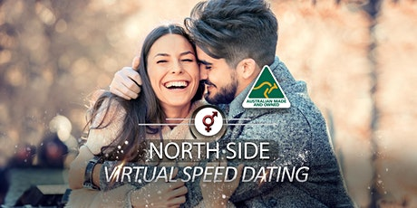 North Side VIRTUAL Speed Dating | 40-55 | February tickets