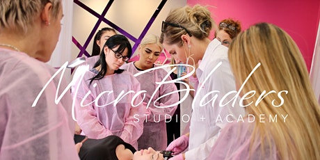 2020 BLACK FRIDAY $500 OFF -Microblading + Machine Shading Training  Course tickets