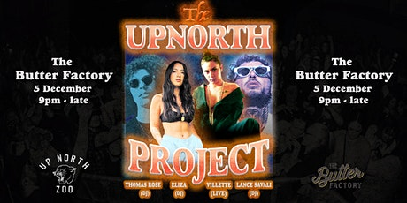 THE UPNORTH PROJECT tickets