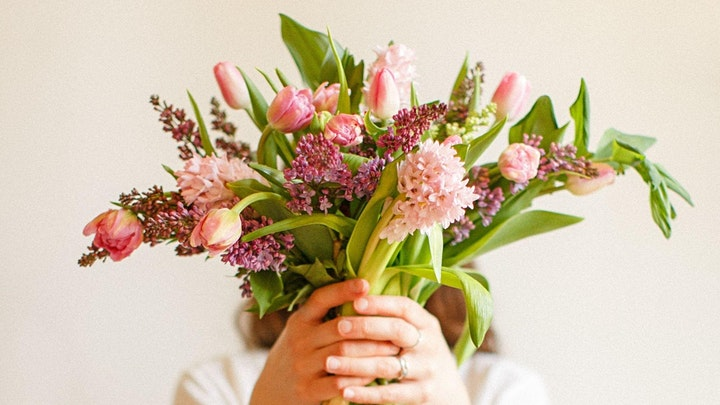 9 Days Festive Blooms Course (Fee: $1,700 before Subsidies) image