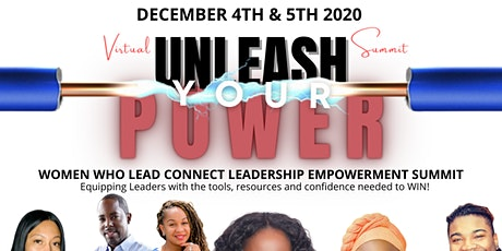 Leadership Empowerment Summit by Women Who Lead Connect (Virtual Event) tickets