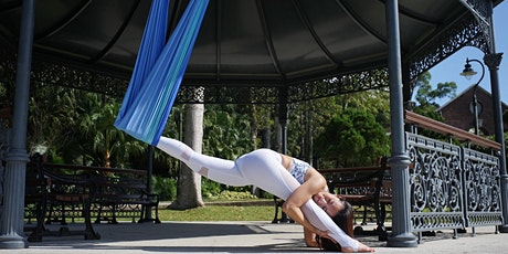 30-hour Yoga Alliance Accredited Aerial Yoga Teacher Training tickets