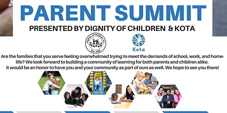 Parent Summit/Cumbre de Padres tickets