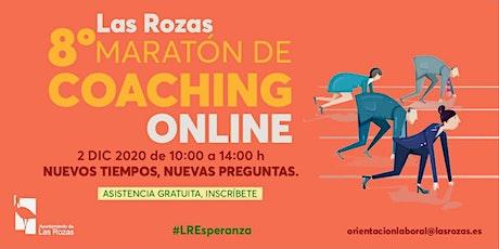 8º MARATÓN DE COACHING LAS ROZAS - NUEVOS TIEMPOS, NUEVAS PREGUNTAS tickets