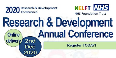 NELFT Research and Development Annual Conference tickets