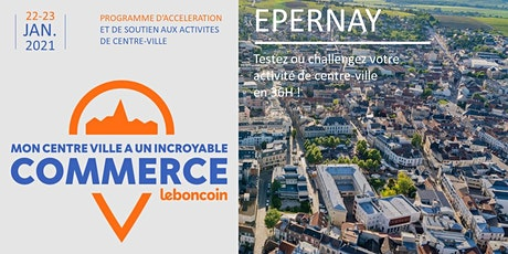 Mon Centre-Ville a un Incroyable Commerce - Epernay