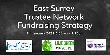 East Surrey Trustee Network - Fundraising Strategy during Covid-19 tickets