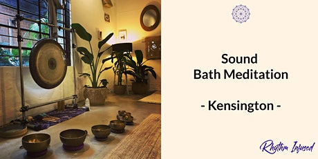 Sound Bath Meditation [Sold Out] tickets