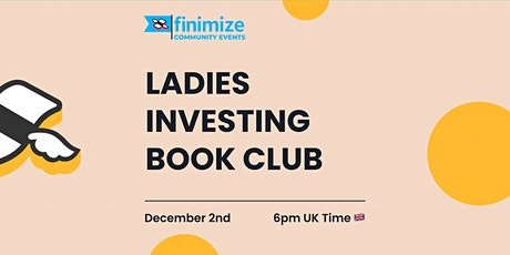 Ladies Investing Book Club tickets