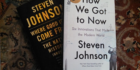 Book Review & Discussion : How We Got to Now tickets
