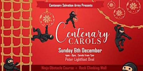 Centenary Carols tickets