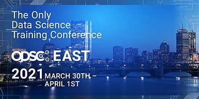 ODSC East 2021 Virtual Conference || Open Data Science Conference