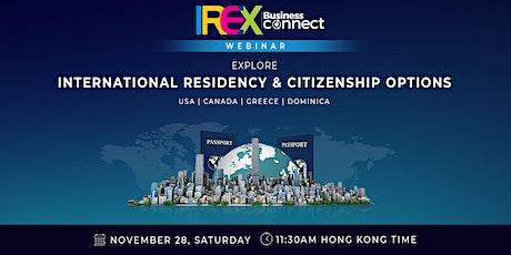 IREX Business Connect Webinar: Hong Kong tickets