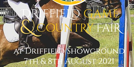 Driffield Game And Country Fair tickets