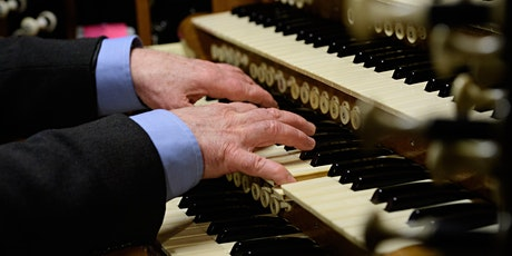 Organ Recital - Colin Walsh tickets