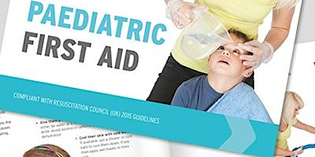 FAA Level 3  Paediatric First Aid - OFSTED PART ONLINE - PART CLASS tickets