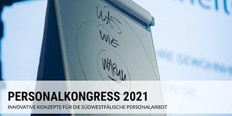 1. Südwestfälischer Personalkongress Tickets