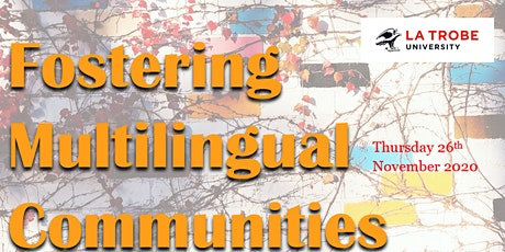 Fostering Multilingual Communities tickets