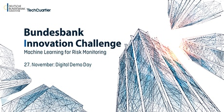 Digital Demo Day: Bundesbank Innovation Challenge ingressos