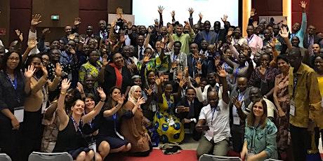 """Webinaire """"PAGOF : Gouvernement Ouvert et Covid 19 en Afrique francophone billets"""
