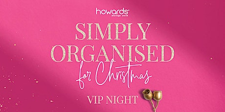 Howards Carindale Christmas 20 VIP Night tickets