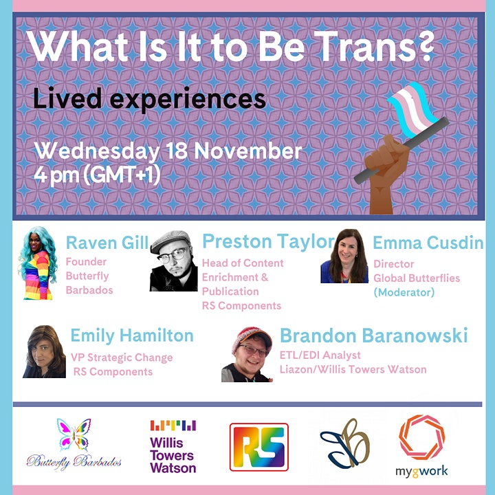 What Is It To Be Trans: Lived Experiences image