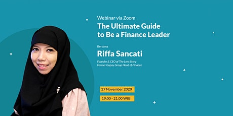 The Ultimate Guide to Be a Finance Leader tickets