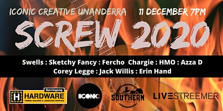 SCREW 2020 tickets