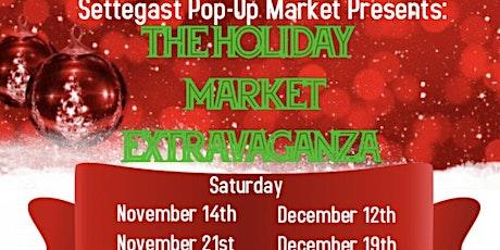 Holiday Market Extravaganza tickets