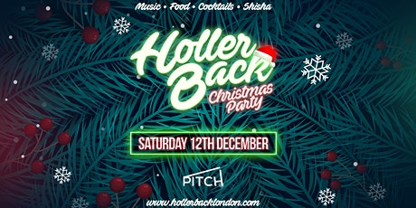 Holler Back Christmas Party tickets