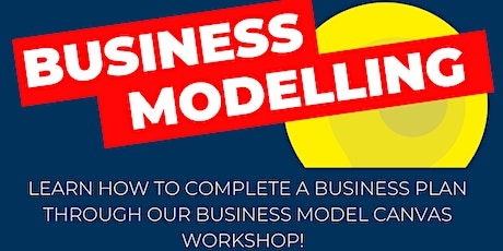 Business Model Canvas workshop (2) tickets