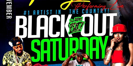 BLACK OUT SATURDAY tickets