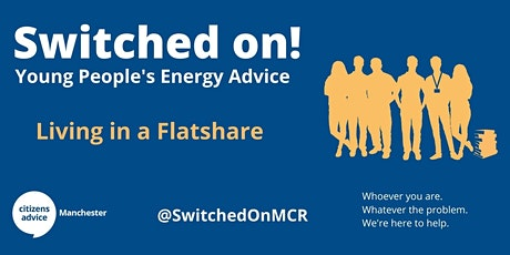 Switched On - Living in a flatshare tickets
