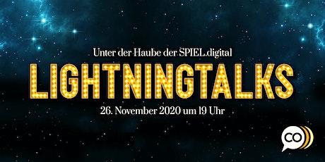 LightningTalks 2020 – Unter der Haube der SPIEL.digital