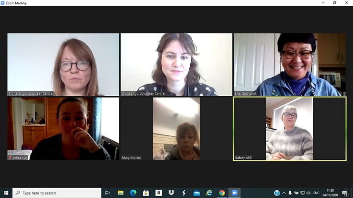 Volunteer Co-Ordinators Online Get Together image