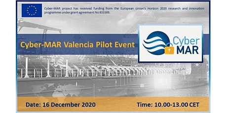 Cyber-MAR Valencia Pilot Event tickets