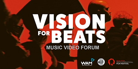 Vision For Beats 2020  // Music Video Forum tickets