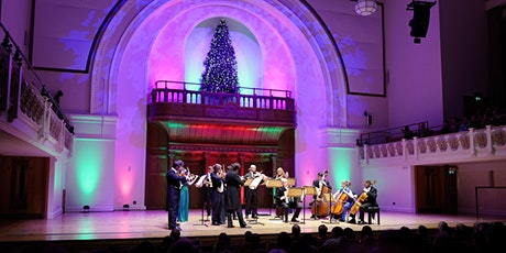 Viennese Christmas Spectacular - Sun 27th December, Cadogan Hall tickets