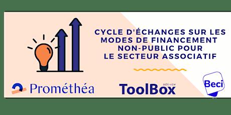 Cycle d'échanges #1 La coopérative, une solution pour le secteur associatif billets
