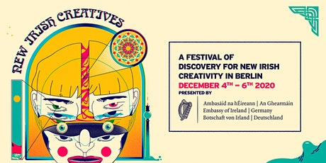 New Irish Creatives Festival tickets