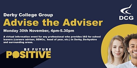 Advise the Adviser tickets