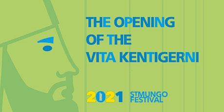 Opening of the Vita Kentigerni tickets