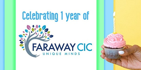 The Faraway CIC Launch tickets
