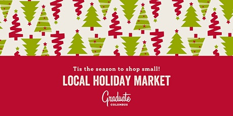 Graduate Columbus Shop Small Makers Market tickets