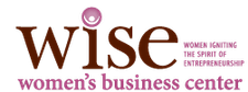 WISE Women's Business Center logo