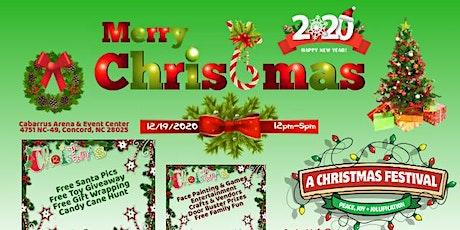 2020 North Carolina Christmas Festival tickets