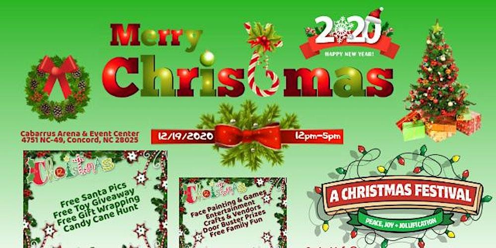 Christmas Events In Nc 2020 2020 North Carolina Christmas Festival Tickets, Sat, Dec 19, 2020