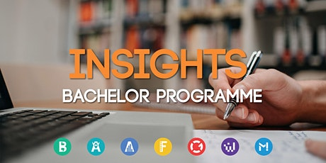Study Insights: Bachelor Programme Tickets
