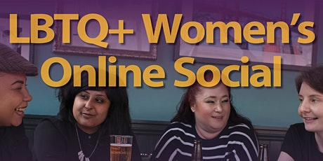 Online social for LBTQ+ Women tickets