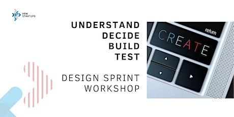 HRWEducate: Design Sprint Workshop Tickets